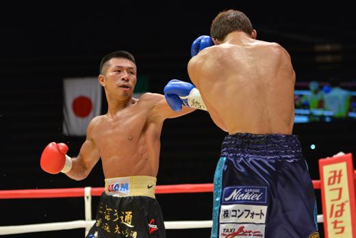 ボクシング WBA世界スーパーフェザー級タイト